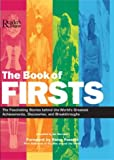 The Book of Firsts, Ian Harrison, 0762104740
