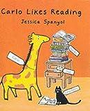 Carlo Likes Reading (Carlo the Giraffe)