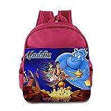 Yasmin Aladdin Kids School Backpack Bag Pink