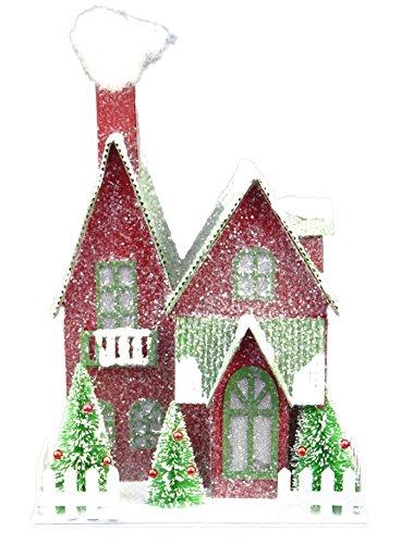 cardboard chimney - 7