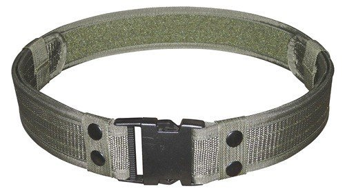 Green Tactical Utility Belt up to Size 46 - Green Tactical Utility Belt