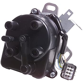 Amazon com New Ignition Distributor For Honda Civic 1 5L