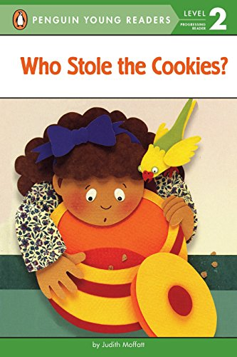 Who Stole the Cookies? (Penguin Young Readers, Level -