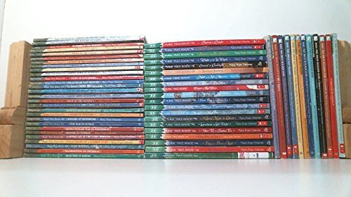 Magic Tree House Complete Series Paperback Book Set: Books # 1 - 47 By Mary Pope Osborne (Magic Tree House 49)