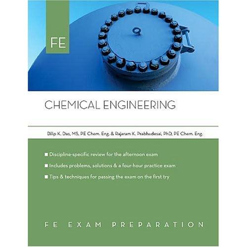 Chemical Engineering (FE/EIT Exam Preparation)