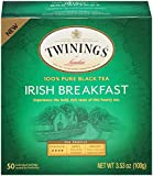 Twinings of London Irish Breakfast Black