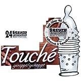 Secura- 4153750000- Preservatifs Secura Touche x24