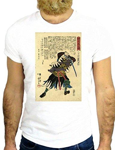 T SHIRT JODE Z1834 JAPAN MANGA CARTOON LADY FUNNY COOL FASHION NICE GGG24 BIANCA - WHITE L