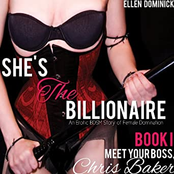 Domination erotic female story any