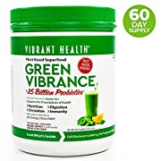 Green Vibrance is healthy eating made easy. Simply add one scoop to transform your favorite smoothie into a lean, green healthful machine. Our formula was crafted around four foundations of health: nutrition, digestion, circulation, and immunity. App...