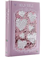 ICB, Sequin Sparkle and Change Bible, Hardcover, Pink: International Children's Bible