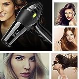 DZT1968 1set Professional Detachable electric Hair Blow Dryer...
