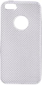 Generic Back Case for iPhone 5S (Silver)
