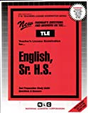 English, Sr. H. S., Rudman, Jack, 0837380162
