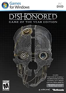 Dishonored - PC - Game of the Year Edition (B00F8B2KRM) | Amazon price tracker / tracking, Amazon price history charts, Amazon price watches, Amazon price drop alerts