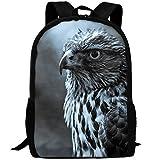 Eagle Birds Adult Backpack College Daypack Oxford Bag Unisex Business Travel Sports Bag