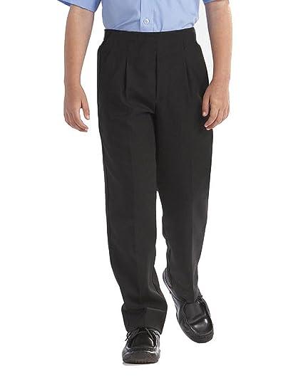 Smart Classic Boys/' School Trousers