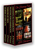 The Harmony Series: Complete 4-Volume Clean Mystery Boxed Set (clean mystery and suspense series)