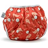Eco-Friendly Reusable Baby Swim Diapers (Sizes...