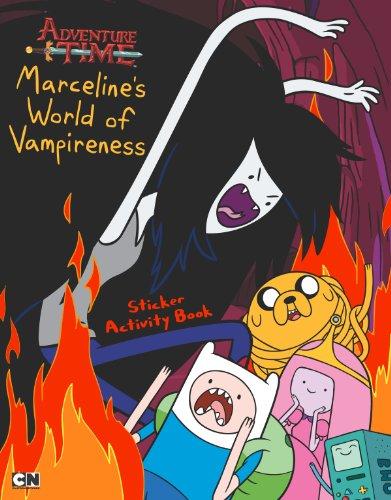 Marceline's World of Vampireness (Adventure Time)