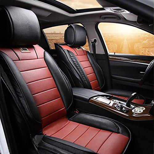 Oroyal Universal Fit Luxurious And Stylish PU Car Seat