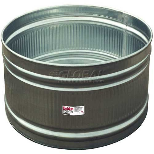 (Behlen Country Steel Stock Tank 50130118 Round Approximately 80 Gallon)