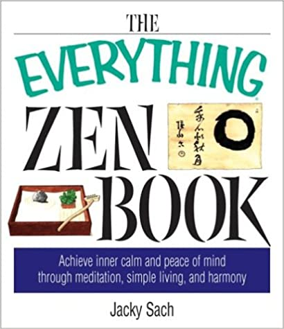 Zen Book (The Everything Series)