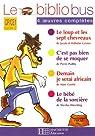 Le Bibliobus CP/CE1 Parcours de lecture de 4 oeuvres : Le loup et les sept chevreaux ; C'est pas bien de se moquer ; Demain je serai africain ; Le bébé de la sorcière par Dupont (II)