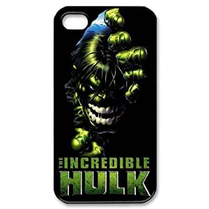 THYde The Incredible Hulk Movie Hero Cool Unique Design iphone 4/4s Cases Cover Vol4 ending