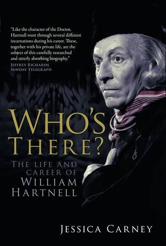 Download Who's There: The Life and Career of William Hartnell ebook