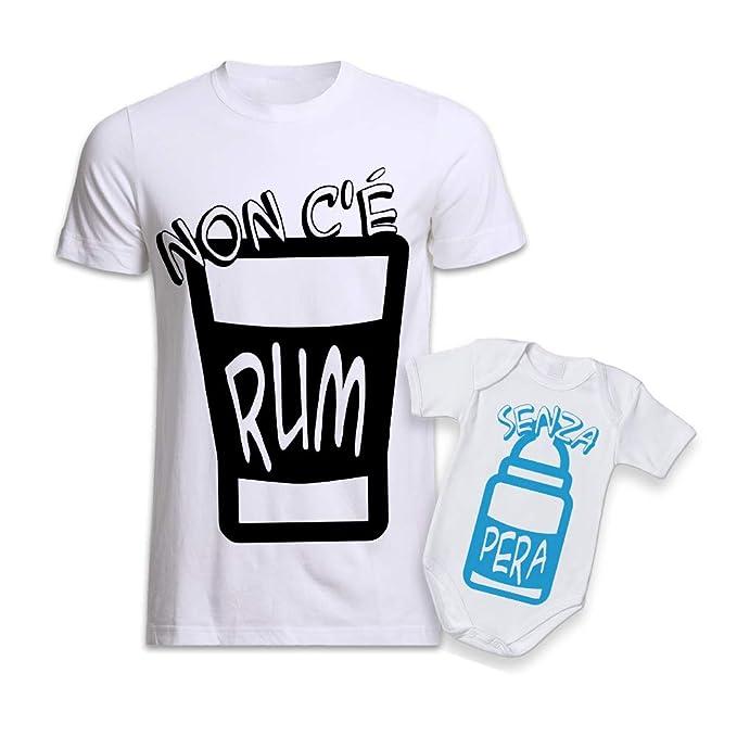 Maglietta rum : Acquista online Magliette personalizzate rum