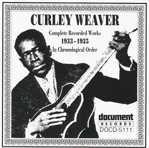 Curley Weaver 1933-1935