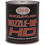 Weld-Aid Nozzle-Kleen Heavy Duty Nozzle Dip Anti-Spatter Gel, 1 qt by Weld Aid