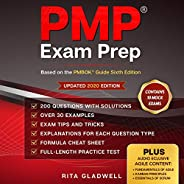 PMP Exam Prep: Pass on Your First Attempt (Based on the PMBOK® Guide Sixth Edition): Plus: Audio Exclusive Con