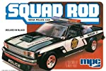 C.P.M. MPC MPC851 1:25 Scale 1979 Chevy Nova Squad Rod Police Car Model Kit from MPC