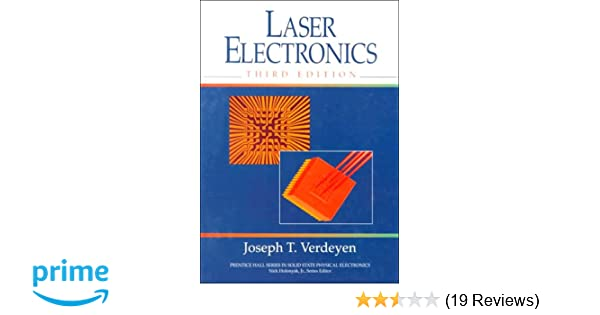 3rd Edition Laser Electronics