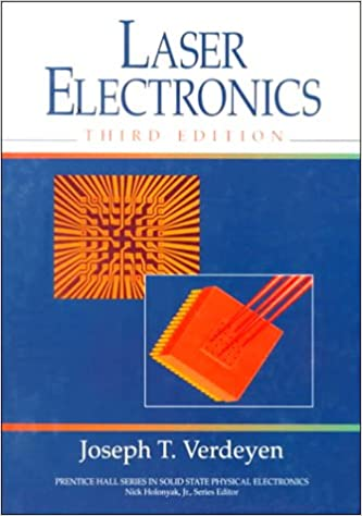 Laser electronics 3rd edition joseph t verdeyen 9780137066667 laser electronics 3rd edition 3rd edition fandeluxe Choice Image