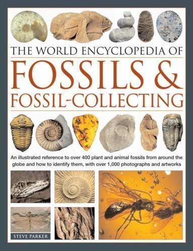 The World Encyclopedia of Fossils and Fossil Collecting: An Illustrated Reference to Over 400 Plant and Animal Fossils from Around the Globe and How ... Them, with Over 1000 Photographs and Artworks by Steve Parker published by Lorenz Books (2007)