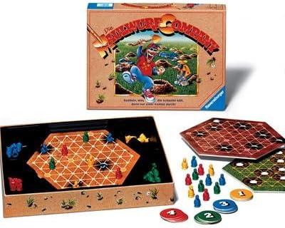 Ravensburger 260768 Die Maulwurf Company - Juego de Mesa de Habilidad y táctica [Importado de Alemania]: Amazon.es: Juguetes y juegos