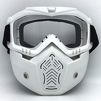 Máscara modular desmontable de Spohife, gafas para moto, gafas de equitació