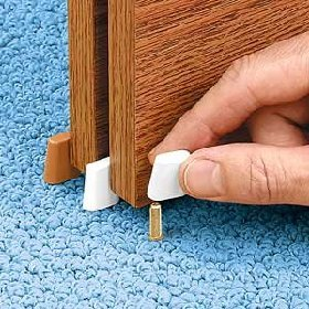 E Z Nail on Door Guide ()