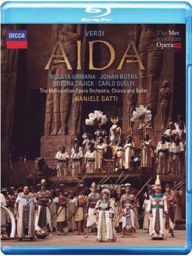 Verdi: Aida [Blu-ray]