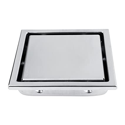 Buy Gototop Home Stainless Steel Square Shape Anti Odor Bathroom