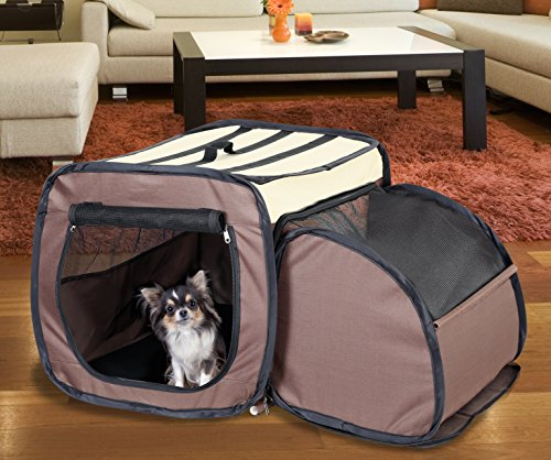 Pet Store Expanding Crate Carrier product image