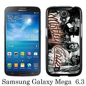 motley crue Black Newest Customized Samsung Galaxy Mega 6.3 i9200 i9205 Phone Case