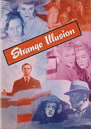 Strange Illusion: Edgar G Ulmer Collection 5 DVD 1945 Region 1 US