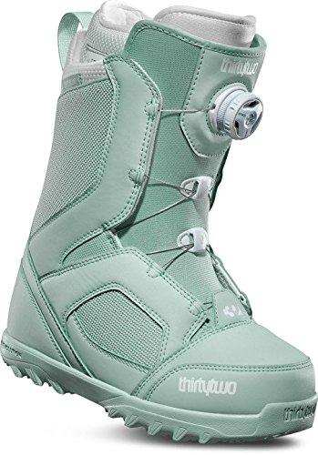 ThirtyTwo STW Boa Women's '18 Snowboard Boots, Mint, 8 ()