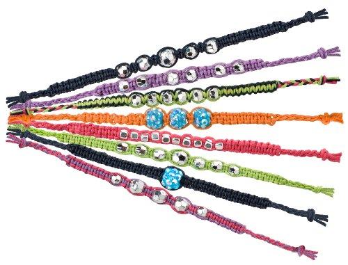 511NZh%2BicNL - ALEX Toys DIY Wear Shamballa Bracelets