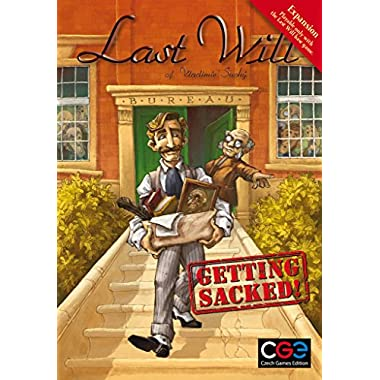 Last Will Getting Sacked Board Game