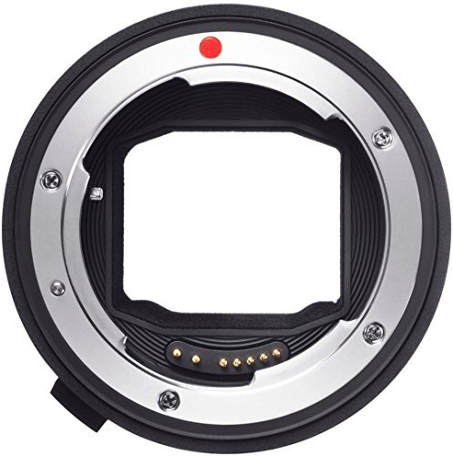 Sigma MC-11 Lens Mount Converter (Canon EF to Sony E-Mount) with 32GB SD Card by Sigma (Image #8)